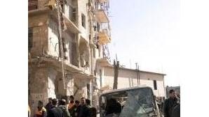 Síria: Atentado à bomba no centro de Damasco