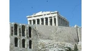 Bancário grego suicida-se na Acrópole de Atenas