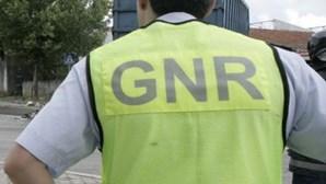 GNR deteve cinco pessoas por suspeitas de posse ilegal de armas