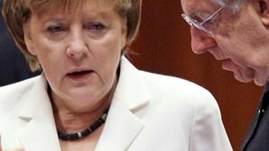 Espanha e Itália vencem Merkel