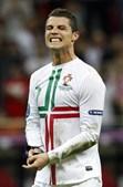 Ronaldo teve várias oportunidades de abrir o marcador.