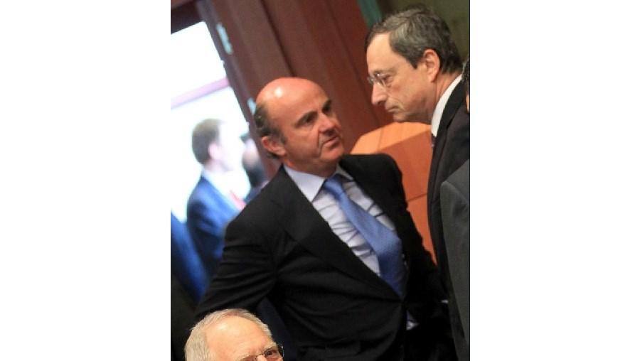 Resgate, Espanha, ministros, Finanças, Eurogrupo, euro