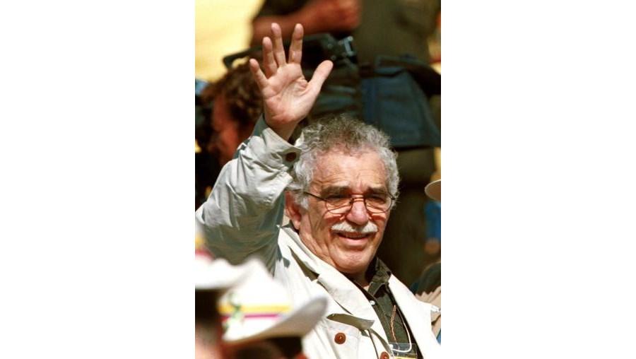 Gabriel García Márquez fotografado em 1999, quando ainda tinha saúde. Dez anos depois, em 2009, anunciou que não voltaria a escrever