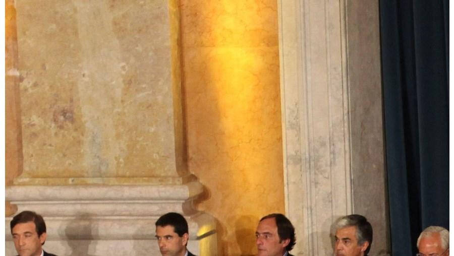 Governo de Pedro Passos Coelho tomou posse há um ano