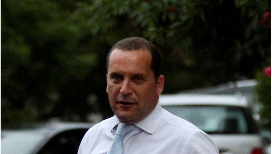 Pereira Cristóvão confirmou que Rui Martins foi seu funcionário