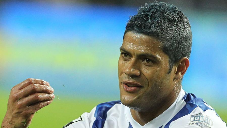 Hulk, 25 anos, tem contrato com o FC Porto até 2016 e uma cláusula de rescisão de 100 milhões de euros