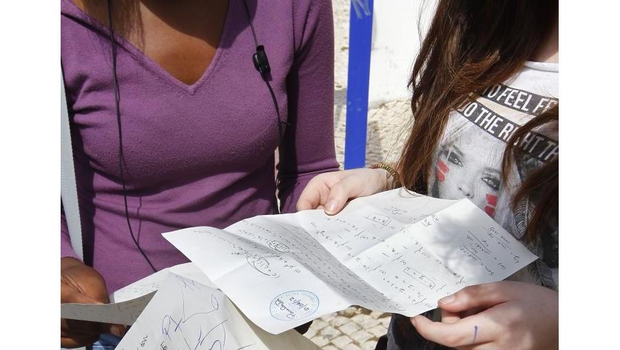 Opiniões dos alunos divergiram após o exame de Matemática