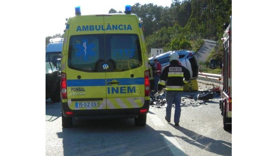 Estiveram no local 24 operacionais do Instituto Nacional de Emergência Médica