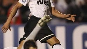 Corinthians de Liedson conquista Libertadores