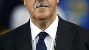 """Del Bosque: """"Tivemos sorte contra Portugal"""""""