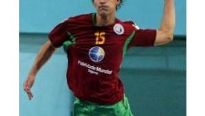 Andebol: Portugal estreia-se com triunfo frente à Croácia no Euro de sub'20