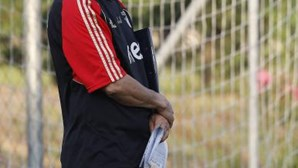 Benfica realiza primeiro treino da época