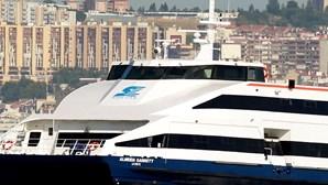 Barcos perdem 10% de viagens