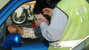 Condutor tenta subornar GNR