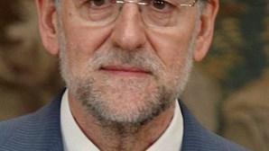 Mariano Rajoy: Protestos em Madrid