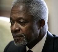 O emissário internacional para a Síria, Kofi Annan, anunciou esta segunda-feira que chegou a um acordo com o Presidente sírio, Bashar al-Assad