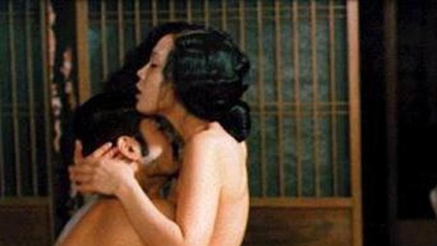 Uma cena de 'O Império dos Sentidos', um dos filmes do ciclo do Nimas