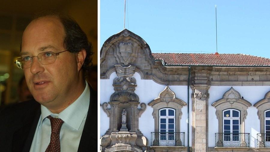 Vítor de Sousa é o número dois de Mesquita Machado na Câmara Municipal de Braga e é apontado como o próximo candidato do PS à liderança da autarquia