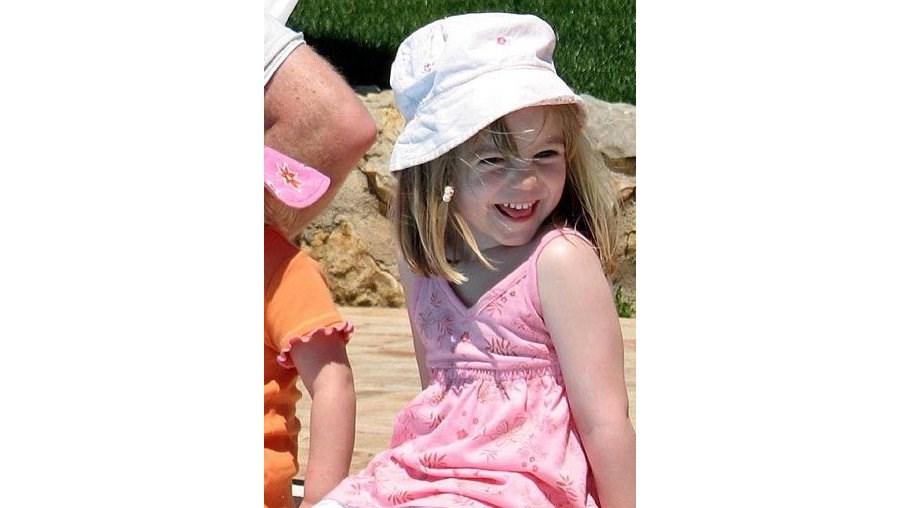 Maddie tinha 3 anos quando desapareceu