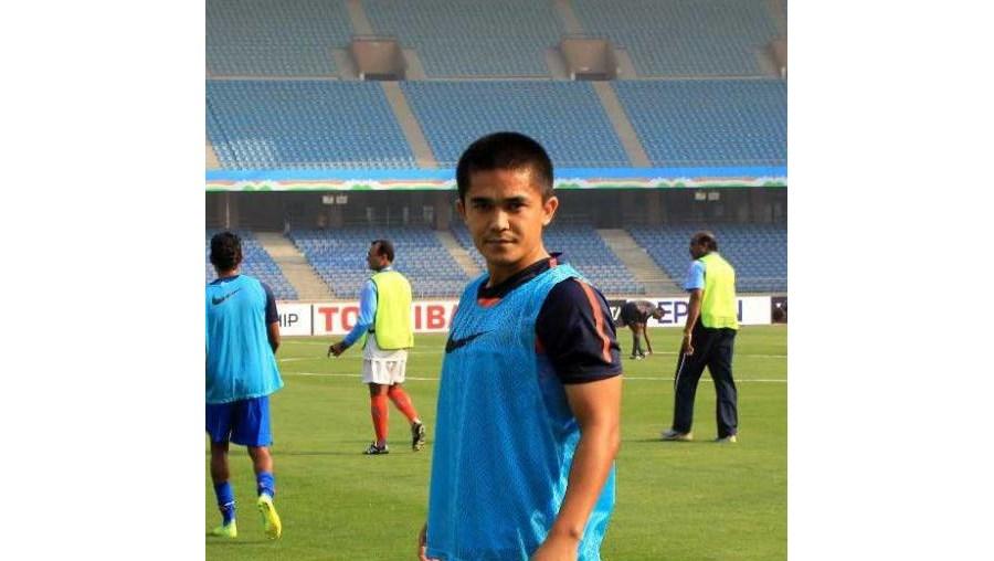 Sunil tem 27 anos e vai jogar pelo Sporting