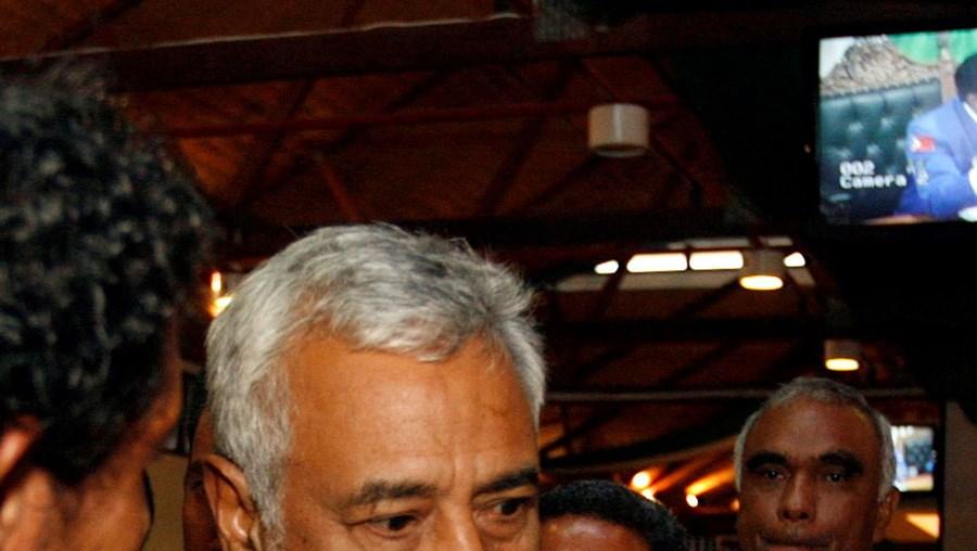 Xanana Gusmão comunicou a sua decisão após uma reunião do partido