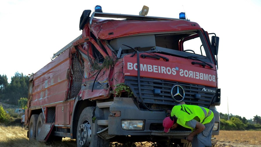 Paulina Pereira morreu no despiste do autotanque