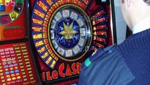 GNR fiscaliza mais de cem estabelecimentos devido a jogo ilegal