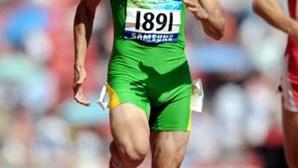 Paralímpico Luís Gonçalves suspenso dois anos por acusar doping