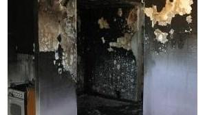 Bombarral: Incêndio destrói casa e deixa homem desalojado