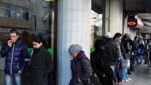 Desemprego de licenciados sobe 49,5%