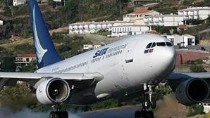 Açores: SATA suspende voos até às 10h00 locais