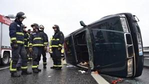 369 mortos nas estradas portuguesas