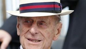 Príncipe Filipe teve alta do hospital
