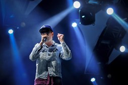 Matisyahu pareceu mais rapper do que judeu