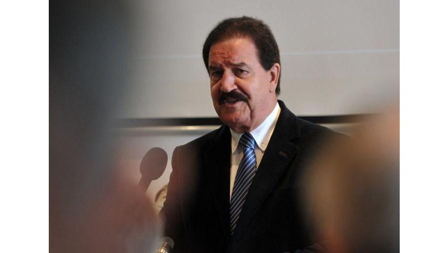 Fernando Ruas é presidente da Associação Nacional de Municipios Portugueses (ANMP)