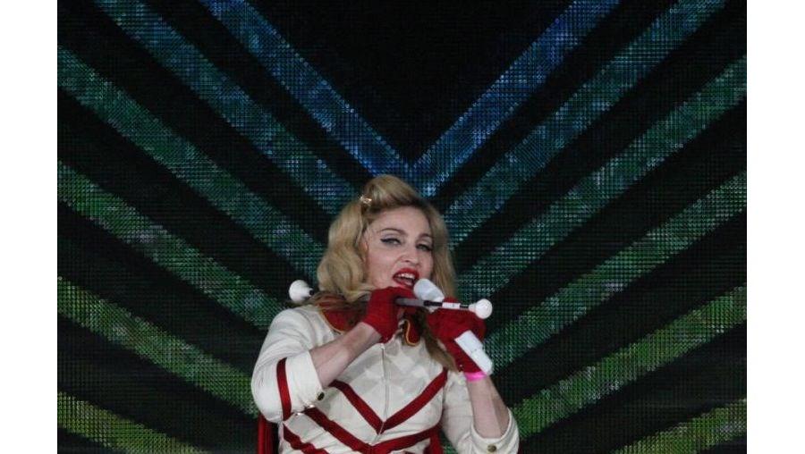 Madonna, concerto, homossexualidade, pedofilia, pop