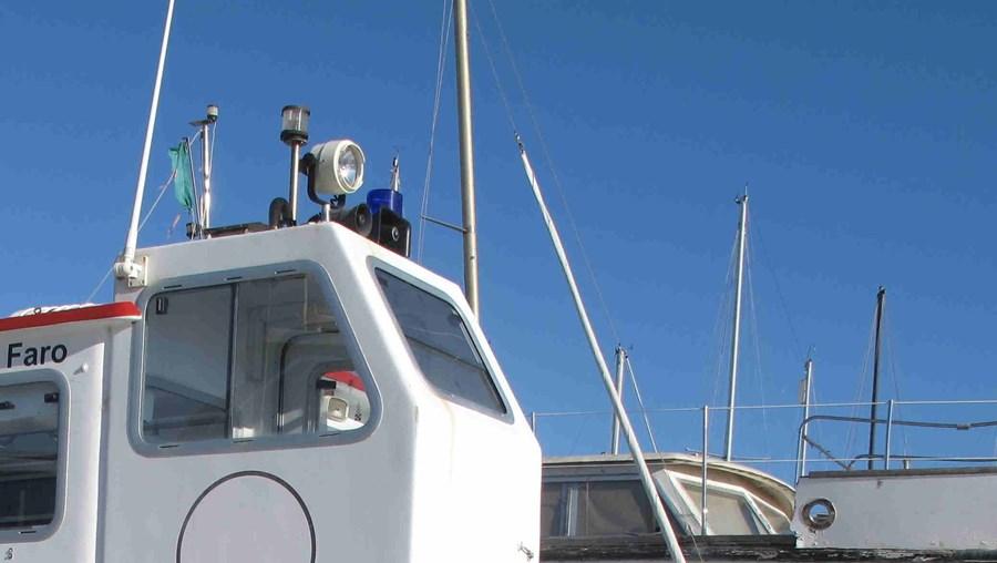 Desde o início de 2011 que a embarcação 'Ria Solidária' está parada