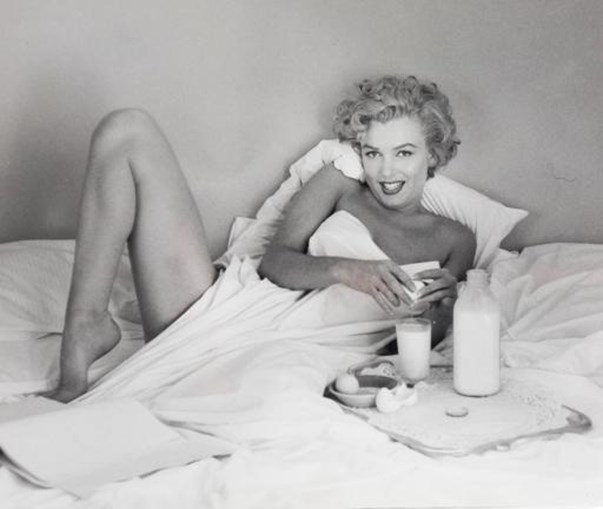 As fotos mais ousadas de Marilyn Monroe