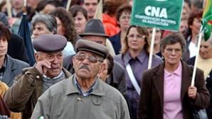 Agrovouga abre com manifestação