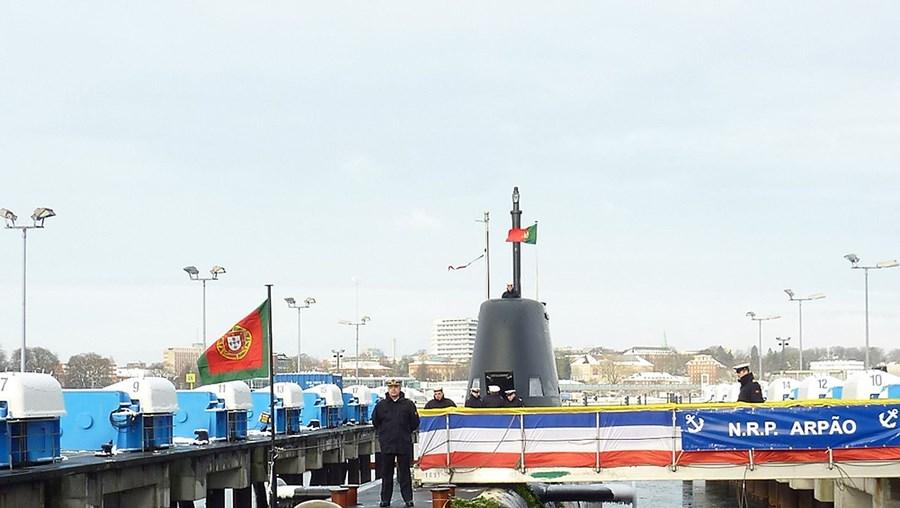 O caso dos submarinos envolve nove arguidos