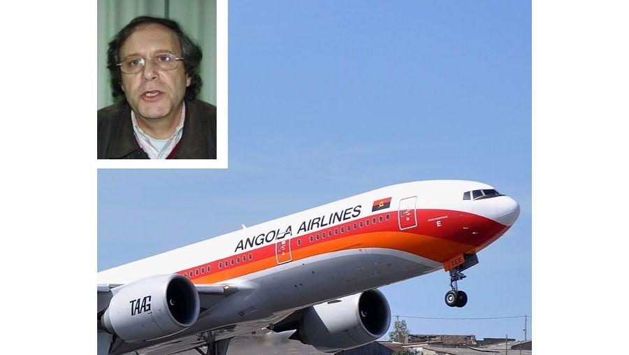 Avião angolano foi retido no aeroporto do Porto. Angola terá de pagar 300 mil euros a Manuel Lapas