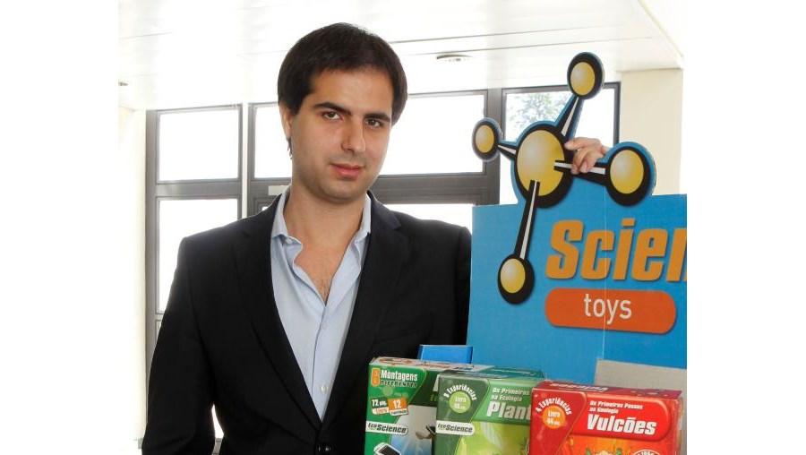 Miguel Pina Martins fala sobre a política de recursos humanos da Science4you