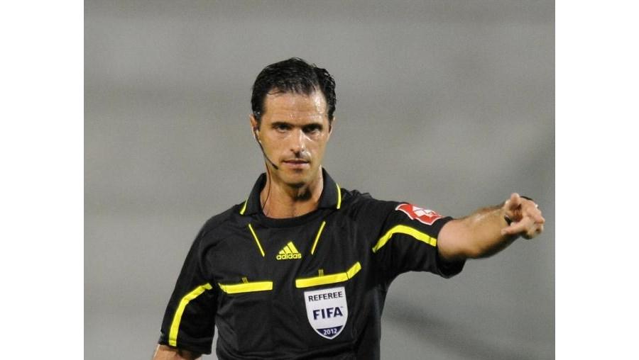 Carlos Xistra irá orientar o jogo entre Académica e Benfica