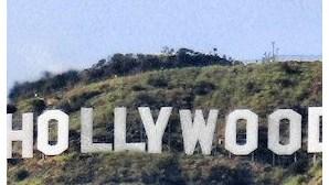 Letreiro de Hollywood vai para obras