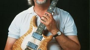 Morreu guitarrista Big Jim Sullivan (COM VÍDEO)