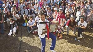 A moda da concertina