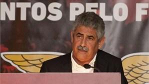"""Luís Filipe Vieira recandidata-se """"pelo futuro do Benfica"""""""