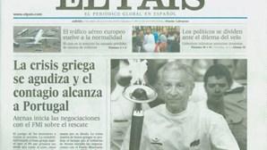 Trabalhadores do jornal 'El Pais' vão parar nove dias