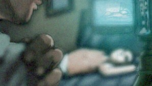Suspeito de pedofilia fica com pulseira