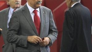 Sondagem dá vitória esmagadora a Luís Filipe Vieira